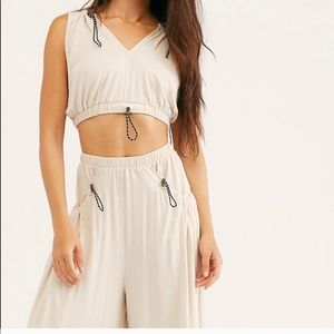 Free people two piece set NWT size M